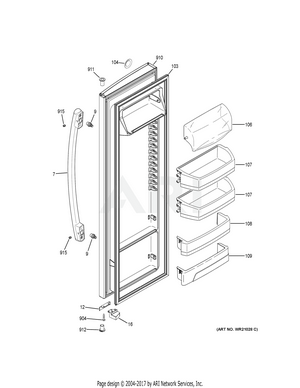 GSS25GSHJCSS Interactive Exploded View