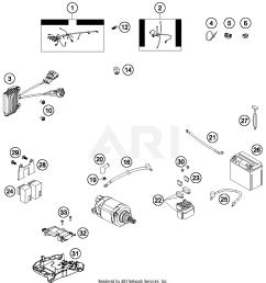 2015 husqvarna fe501 wiring harness parts best oem wiring harness fe 501 wiring diagram [ 1500 x 1627 Pixel ]