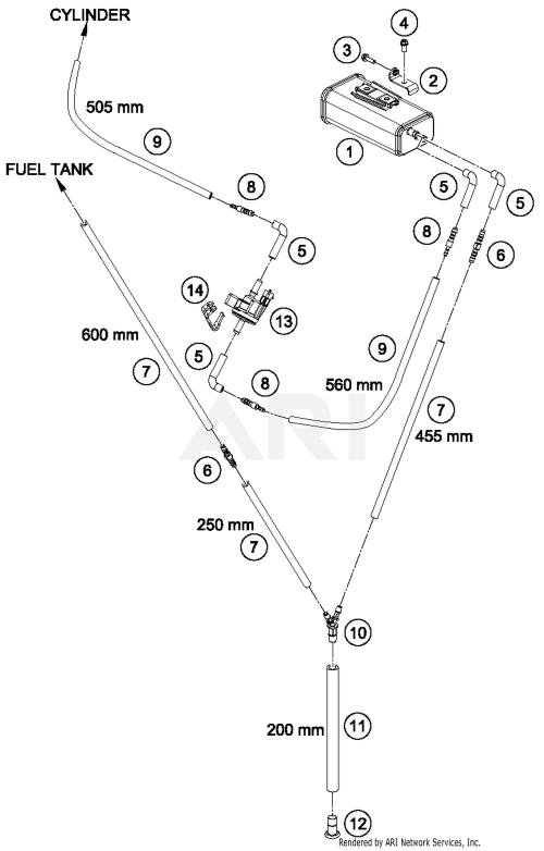 small resolution of 2017 ktm 690 duke orange evaporative canister parts best oem evaporative canister parts diagram for