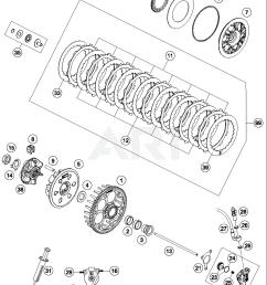 ktm clutch diagram wiring diagram g9 ktm 50cc clutch diagram ktm clutch diagram [ 1500 x 1874 Pixel ]