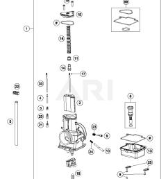 ktm carb diagram wiring diagram expert ktm carb diagram 2018 ktm 300 xc w carburetor parts [ 1500 x 2126 Pixel ]