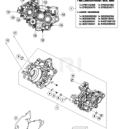 2017 ktm 125 sx engine case parts best oem engine case partsschematic search results 0 [ 1500 x 2000 Pixel ]