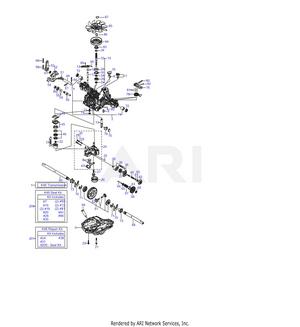 ctr troy bilt bronco tiller diagram [ 1500 x 1637 Pixel ]