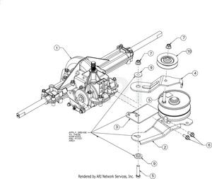 medium resolution of transmission pulley