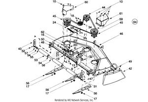 medium resolution of 50 inch deck assembly