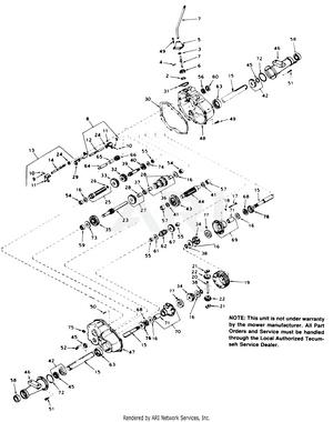transaxle peerless [ 1500 x 1901 Pixel ]