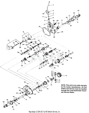 hight resolution of transaxle peerless