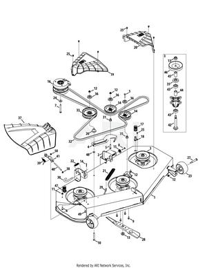 Cub Cadet Rzt L Wiring Diagram : cadet, wiring, diagram, Cadet, RZT-L54KH, (2015), (Carb), 17BRCACA209, Mower, 54-Inch