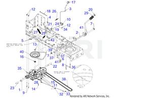 medium resolution of troy bilt mower schematic