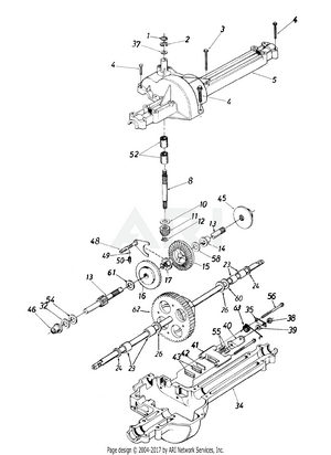 small resolution of transmission assembly 618 0073