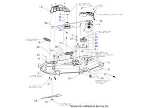 medium resolution of small deck diagram