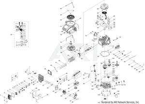 mtd 420cc engine parts diagram [ 1500 x 1073 Pixel ]