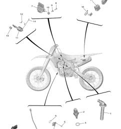 yamaha bike diagram wiring diagram centre yamaha dirt bike wiring diagram 2019 yamaha yz450fx electrical 1 [ 1500 x 2135 Pixel ]