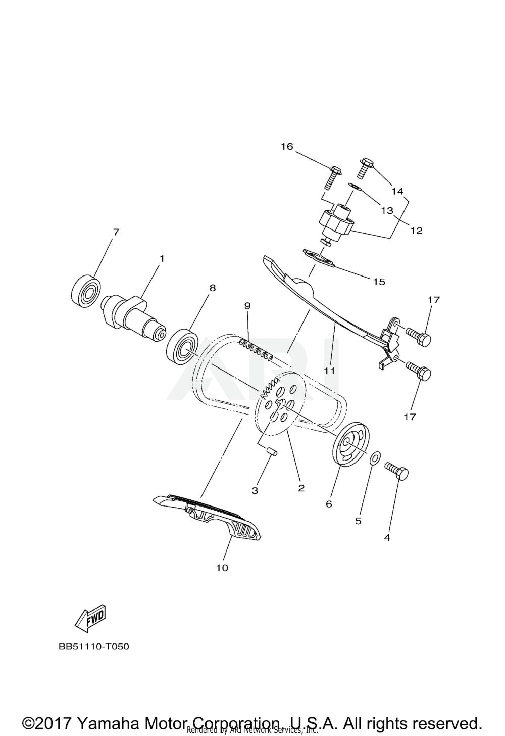 medium resolution of 2018 yamaha kodiak 450 eps 4wd yfm45kpxjg camshaft 1994 yamaha kodiak 400 parts diagram schematic search