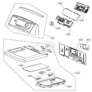 DLEX5101V Interactive Exploded View