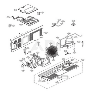 LSC27925ST Interactive Exploded View