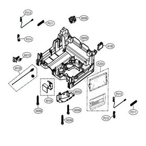 LDP6809SS Interactive Exploded View