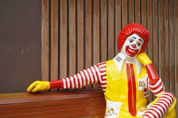 You're not alone, Ronald. (Image: Ratana21 / Shutterstock.com)