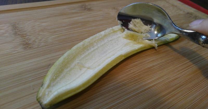 Beneficios de la piel de plátano