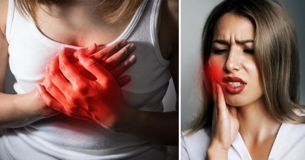 Image result for 5 Warning Signs Of A Heart Attack All Women NEED To Know!