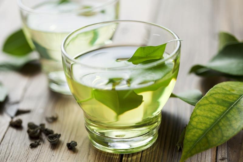 Parkinson's green tea