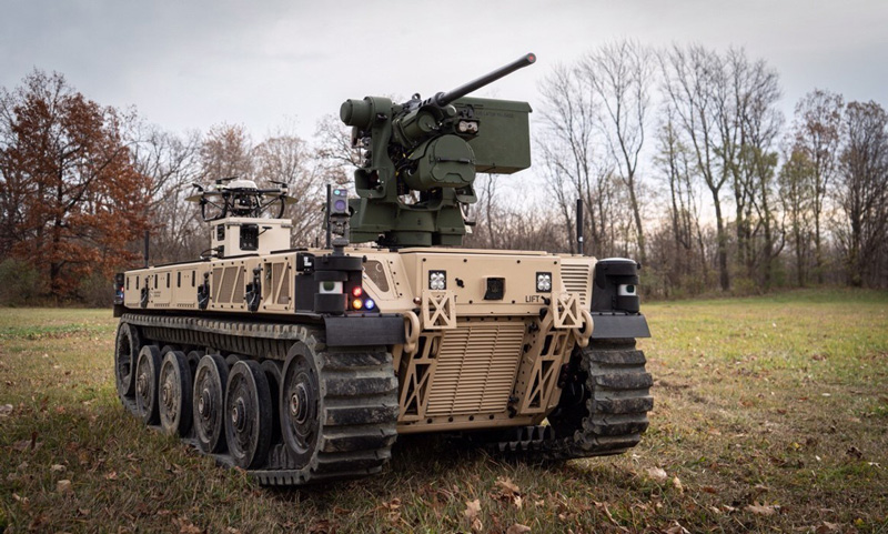 Robotic Combat Vehicle-Light