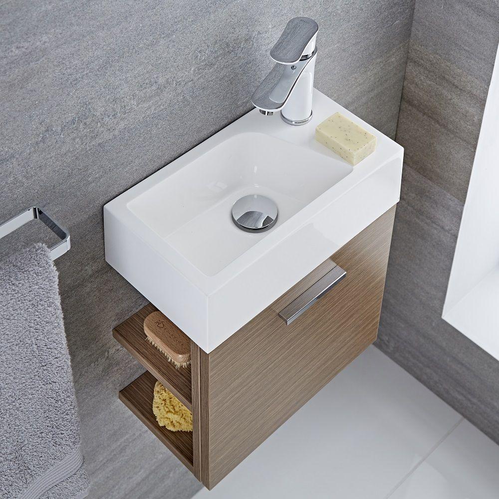 Gäste Wc Unterschrank Ohne Waschbecken Gastetoilette