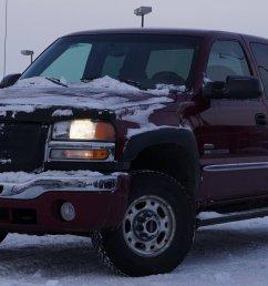 2004 gmc sierra 2500hd 4wd ext cab sle [ 1280 x 724 Pixel ]