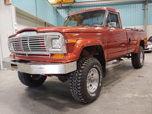 small resolution of 1982 jeep pickup 4wd for sale