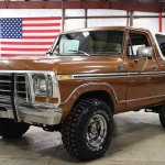 1978 Ford Bronco Gr Auto Gallery