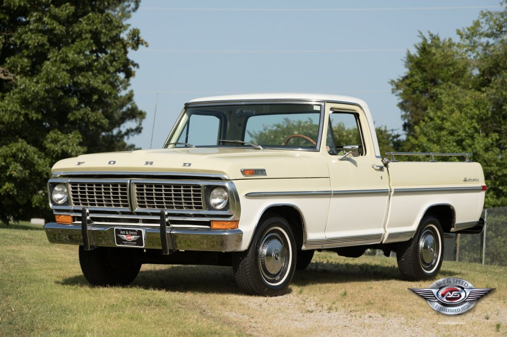 medium resolution of 1970 ford f100 custom sport swb