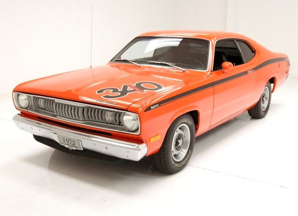 medium resolution of 1972 plymouth duster 340