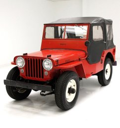 1947 willys jeep for sale  [ 1676 x 1440 Pixel ]