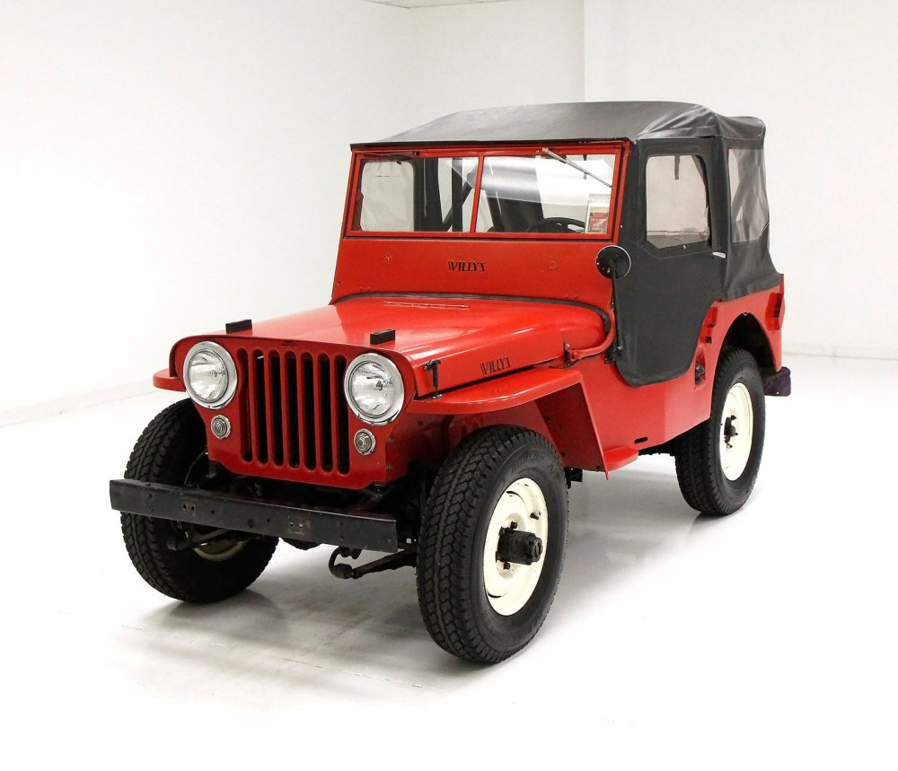 medium resolution of 1947 willys jeep for sale