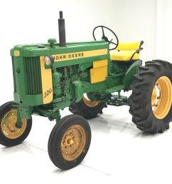 1958 john deere 320 s tractor [ 1920 x 1440 Pixel ]