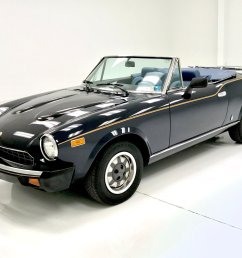 1980 fiat spider 2000 for sale  [ 1920 x 1440 Pixel ]