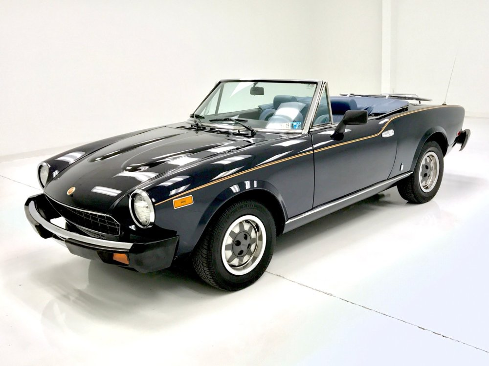 medium resolution of 1980 fiat spider 2000 for sale
