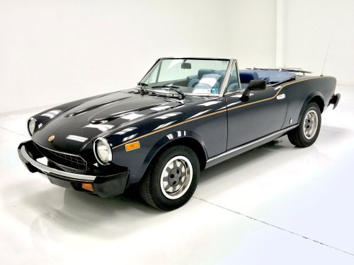 small resolution of 1980 fiat spider 2000 for sale