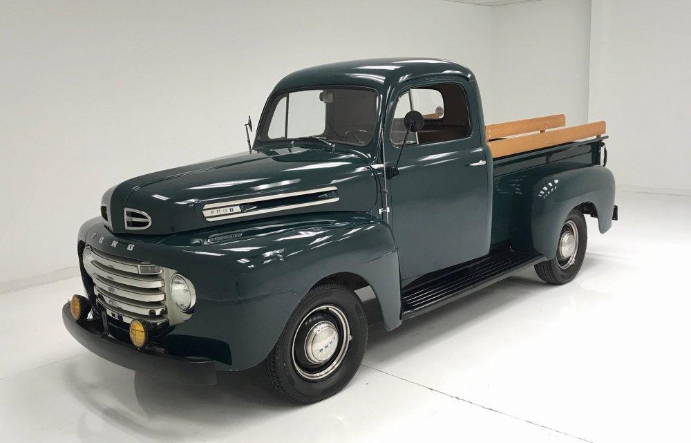 medium resolution of 1948 ford f1