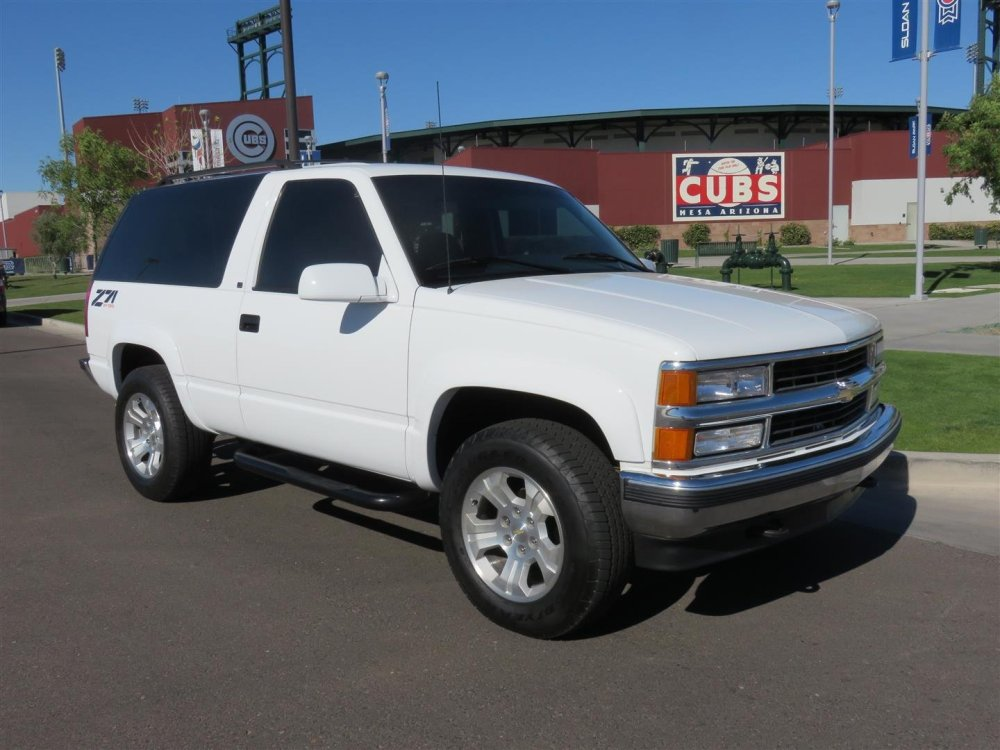 medium resolution of 1995 chevrolet tahoe 2dr