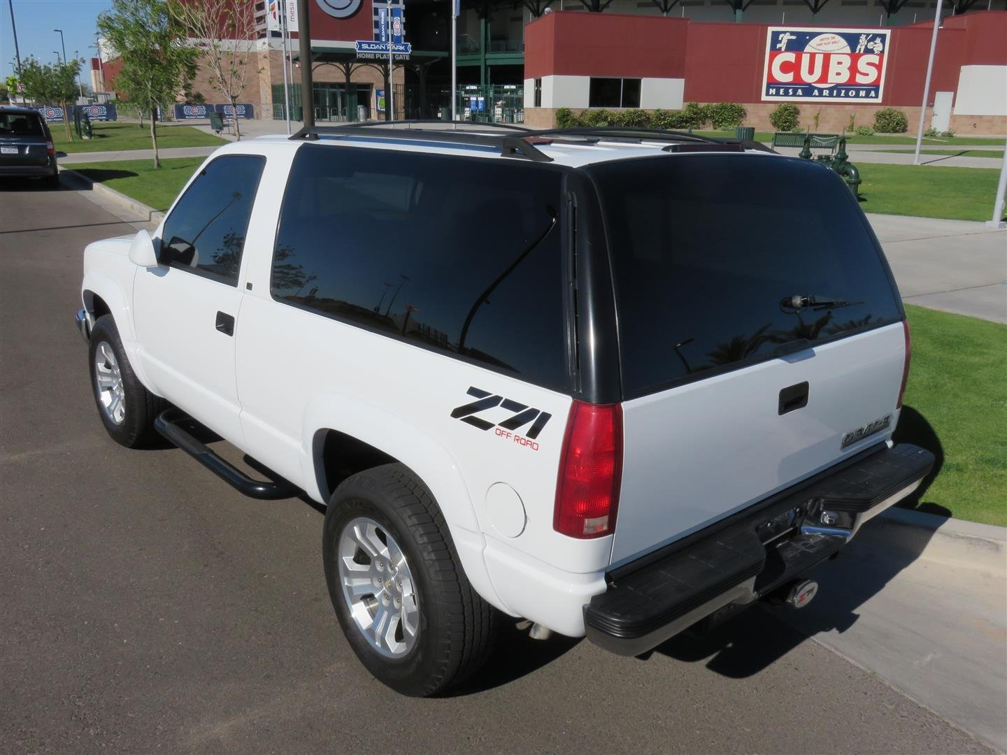 hight resolution of  1995 chevrolet tahoe 2dr