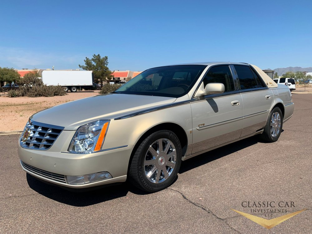 medium resolution of 2007 cadillac dts for sale