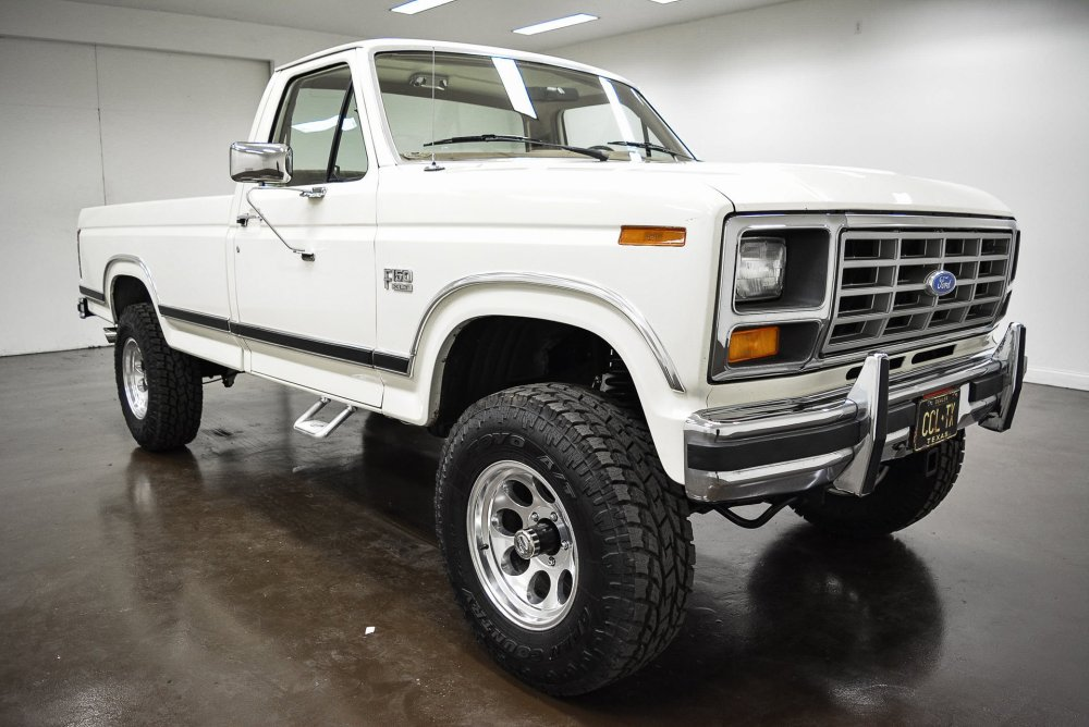 medium resolution of 1983 ford f 150 xlt 4x4