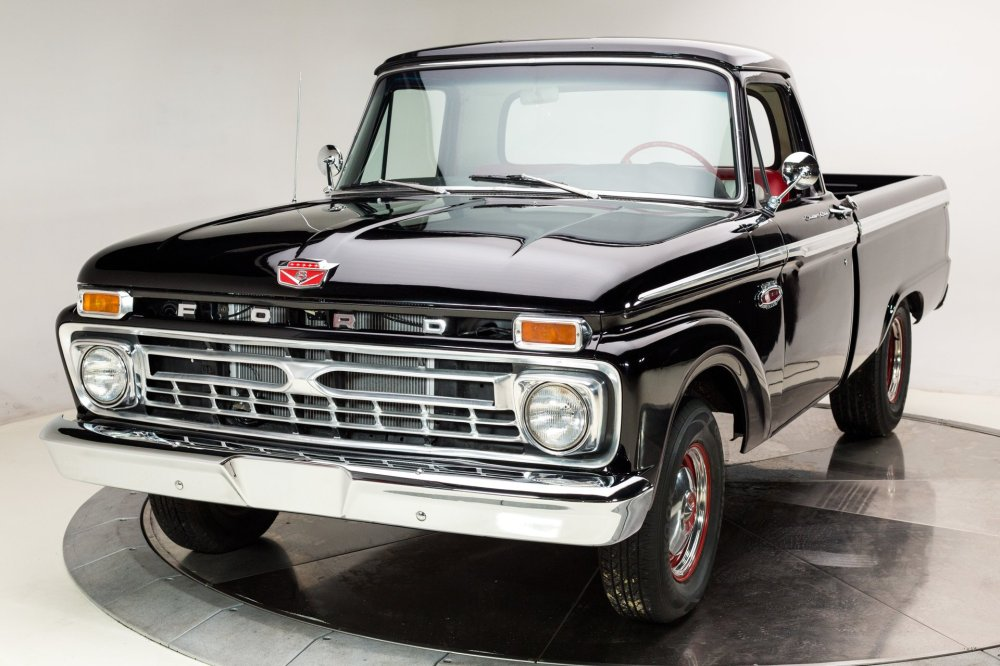 medium resolution of 1966 ford f100
