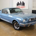 1966 Ford Mustang Gt Fastback Chicago Car Club