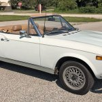 1974 Fiat 124 Connors Motorcar Company