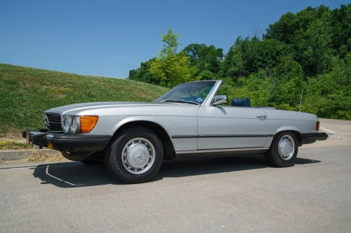 small resolution of  1977 mercedes benz 450sl