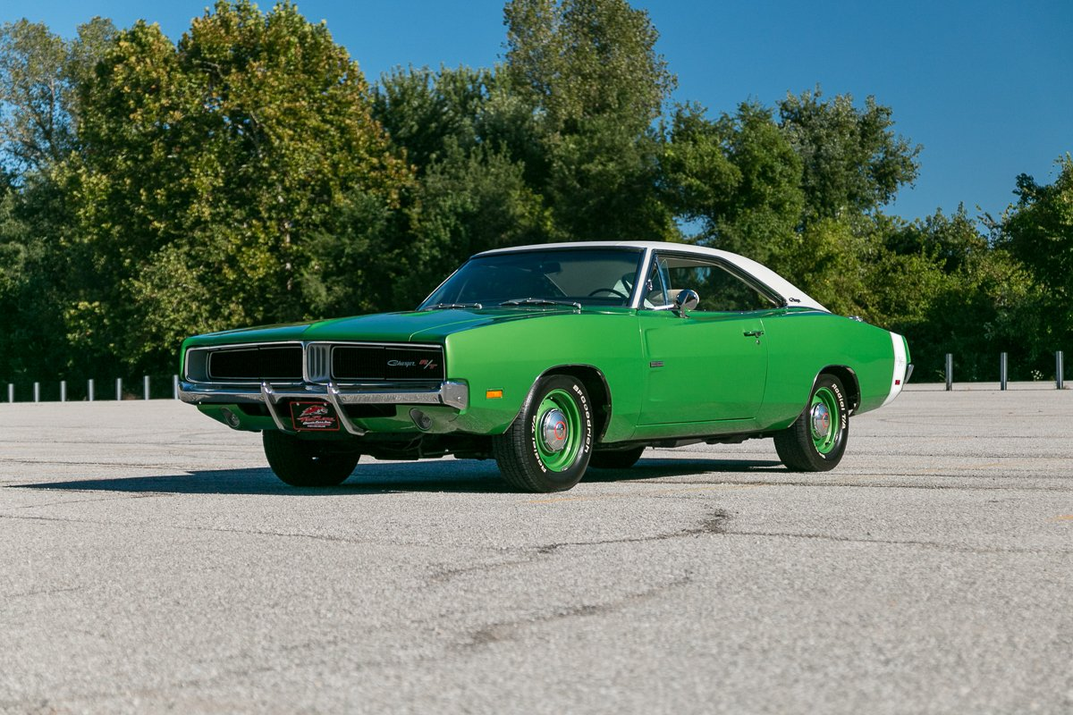 1969 dodge charger fast