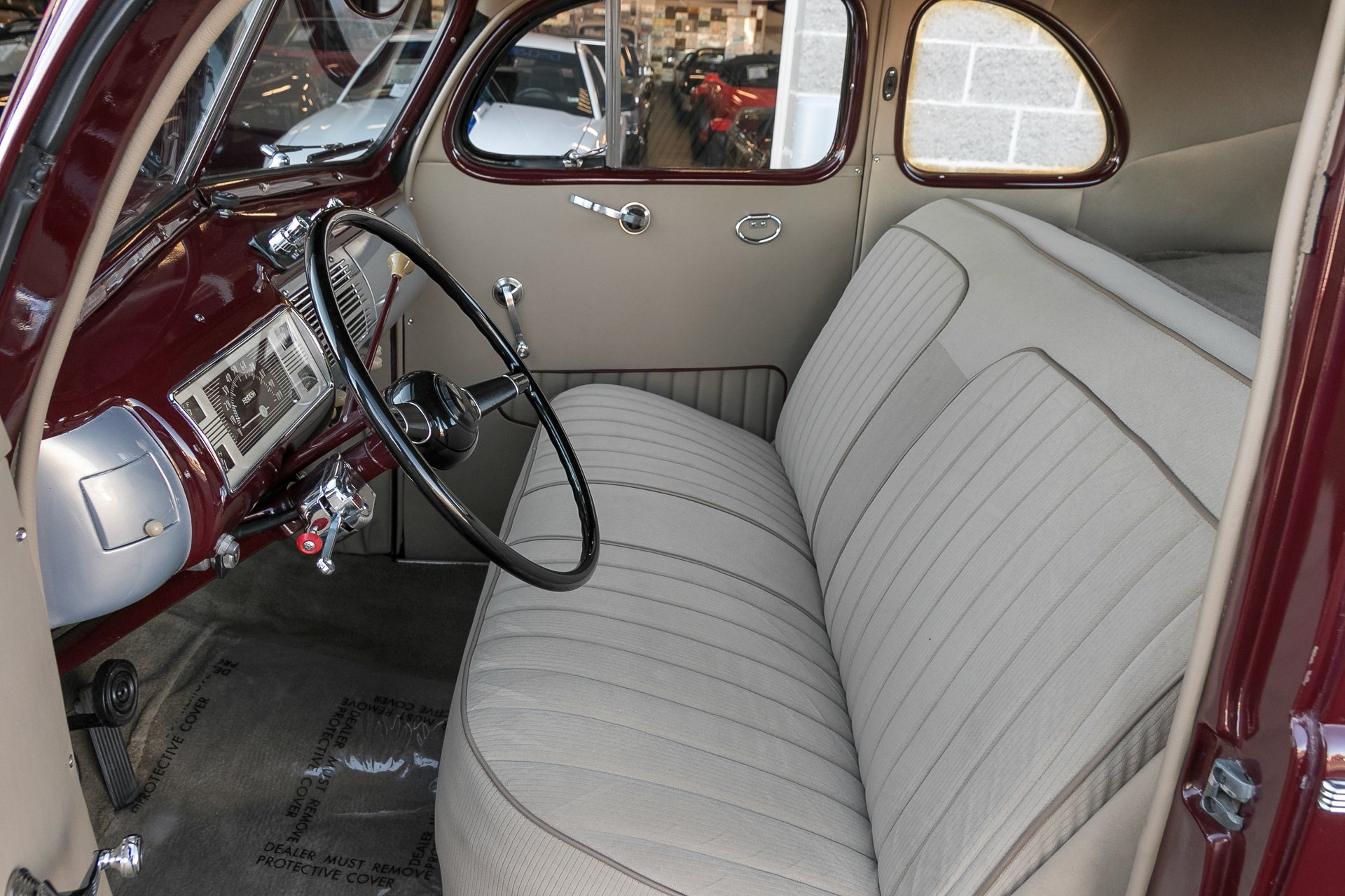 hight resolution of  1940 ford coupe fast lane clic cars ford wiring harness cover on 1940 ford oil