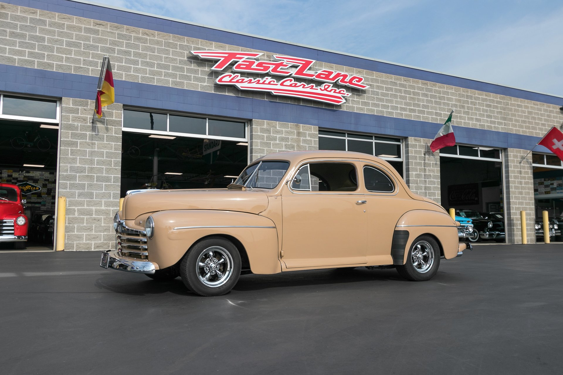 hight resolution of 1946 ford coupe fast lane classic cars 1946 ford coupe wiring harness